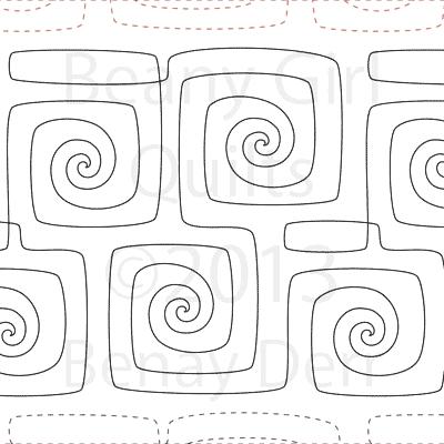 Geometric Swirls 11