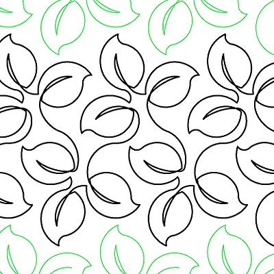 Lush Leaves 10