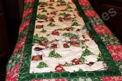 Holiday Table Runner - 2015