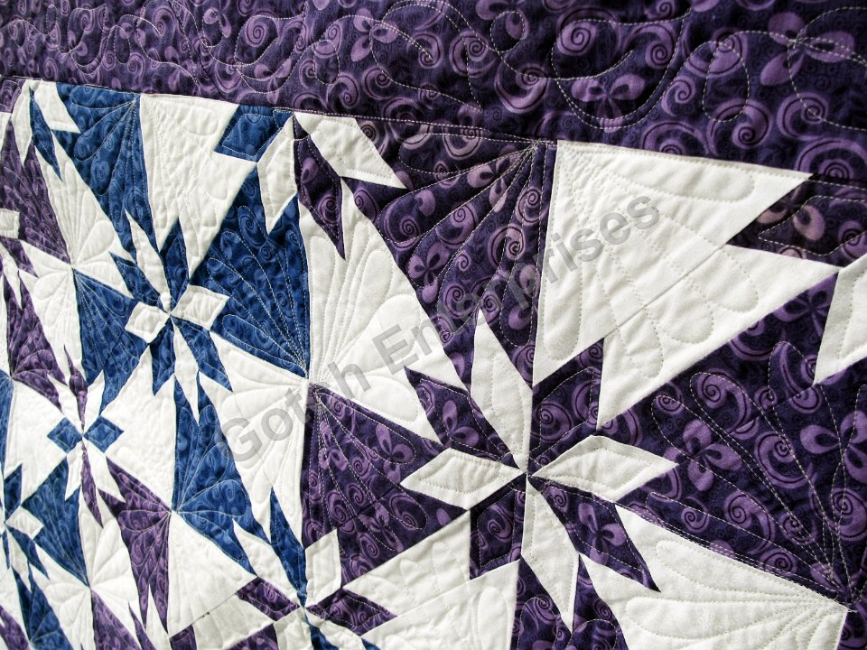 Hunter's Star - 2015 Quilting