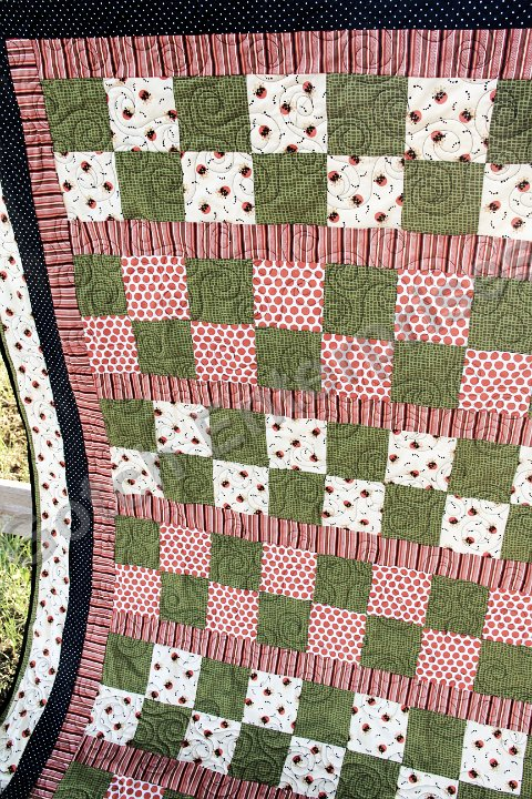 Lady Bug - 215 Quilting