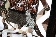 Out the Western Window - 2015 Quilting