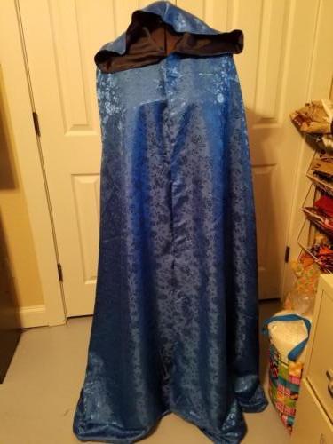 Blue Rose Cloak