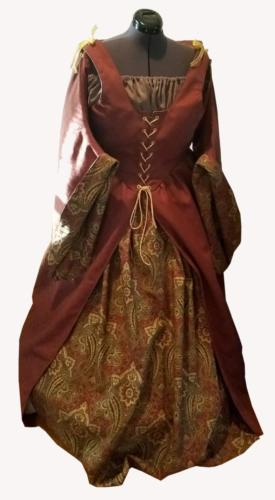 Rust Gown