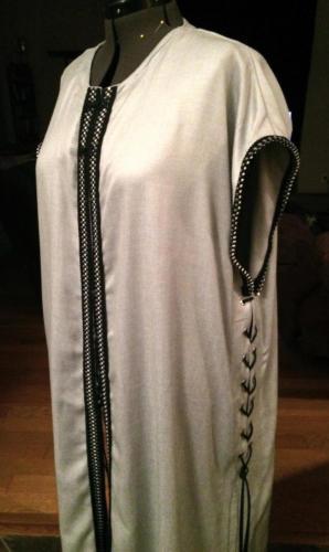 Silver Surcoat