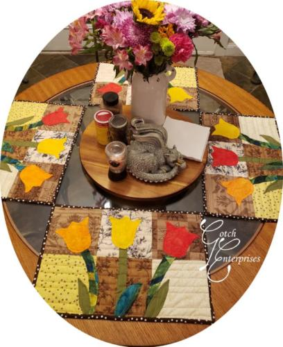 Tulip Placemats 2020